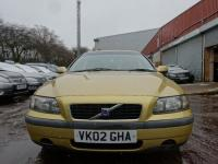 USED 2002 02 VOLVO S60  2.0 T S 4dr LOOKS AND RUNS GOOD