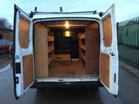 USED 2013 13 FORD TRANSIT 2.2 280 LR 1d 99 BHP SWB L/R BULKHEAD CARGO LINING ONE OWNER  NO FINANCE REPAYMENTS FOR 2 MONTHS STC. (COMMERCIAL £6900+1380VAT). WHITE WITH GREY CLOTH TRIM. 3 SEATER. BULKHEAD. CARGO LINING. N/S LOADING DOOR. COLOUR CODED TRIMS. AIR CON. R/CD PLAYER. 6 SPEED MANUAL. ROOF BARS. MOT 08/18. ONE OWNER FROM NEW. SERVICE HISTORY. FCA FINANCE APPROVED DEALER. TEL 01937 849492.
