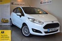 USED 2013 63 FORD FIESTA 1.6 TITANIUM 5d AUTO 104 BHP Immaculate - Automatic - Must be seen