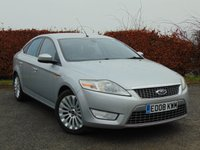 USED 2008 08 FORD MONDEO 1.8 TITANIUM X TDCI 5d * 128 POINT AA INSPECTED *