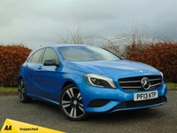 USED 2013 13 MERCEDES-BENZ A CLASS 1.6 A180 BLUEEFFICIENCY SPORT 5d  * BUY NOW PAY NOTHING FOR 6 MONTHS *