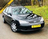 2005 FORD MONDEO 2.0 LX TDCI 5d 116 BHP £1695.00