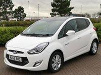 2012 HYUNDAI IX20 1.6 STYLE CRDI 5d 113 BHP £6495.00