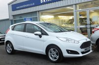 USED 2014 64 FORD FIESTA 1.25i ZETEC 5dr
