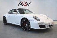 USED 2011 11 PORSCHE 911 MK 997 3.8 CARRERA GTS 2d 408 BHP