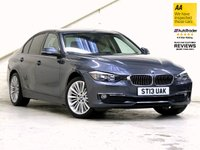 2013 BMW 3 SERIES 2.0 320D XDRIVE LUXURY 4d AUTO 181 BHP [4WD] £14487.00