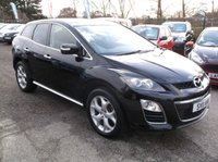 USED 2011 11 MAZDA CX-7 2.2 D SPORT TECH 5d 173 BHP ****Great Value economical reliable family car with service history, Great spec, Drives superbly****