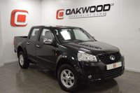 2013 GREAT WALL STEED 2.0 TD S 4X4 DCB 4d 141 BHP *1 OWNER* £6995.00