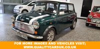USED 1991 H ROVER MINI 1.3 COOPER SPECIAL EDITION 2d 61 BHP COLLECTIBLE, RARE, FUN, LOW COST MOTORING, GREAT BODYWORK