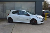 USED 2012 12 RENAULT CLIO 2.0 RENAULTSPORT 3d 200 BHP RECARO SEATS, CUP CHASSIS, QUAIFE DIFF, BILSTEIN COILOVERS, CUP SPOILER, FULL SERVICE HISTORY