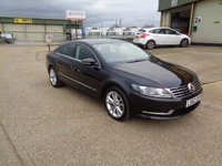 USED 2012 62 VOLKSWAGEN CC 2.0 TDI BLUEMOTION TECHNOLOGY DSG