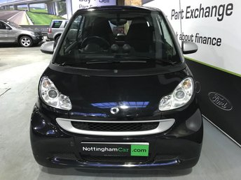 View our SMART FORTWO COUPE