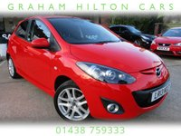 USED 2013 13 MAZDA 2 1.5 SPORT 5d 101 BHP ONE PREVIOUS OWNER, ALLOYS, AIR CONDITIONING, PARKING SENSORS, SERVICE HISTORY, SPARE KEY