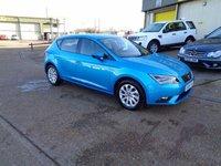 2014 SEAT LEON 1.2 TSI SE TECHNOLOGY 5d 110 BHP £9495.00