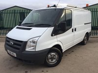 USED 2011 60 FORD TRANSIT 2.2 300 LR 1d 85 BHP SWB L/R BULKHEAD CARGO LINING N/S O/S DOOR ONE OWNER NO FINANCE REPAYMENTS FOR 2 MONTHS STC. (COMMERCIAL £5600+1120VAT). WHITE WITH GREY CLOTH TRIM. 3 SEATER. BULKHEAD. CARGO LINING. N/S & O/S LOADING DOORS. COLOUR CODED TRIMS. AIR CON. R/CD PLAYER. 6 SPEED MANUAL. ROOF RACK. MOT 09/18. ONE OWNER FROM NEW. FCA FINANCE APPROVED DEALER. TEL 01937 849492.
