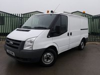 USED 2010 60 FORD TRANSIT 2.2 300 LR 1d 85 BHP SWB L/R BULKHEAD CARGO LINING N/S O/S DOOR ONE OWNER NO FINANCE REPAYMENTS FOR 2 MONTHS STC. (COMMERCIAL £5200+1040VAT). WHITE WITH GREY CLOTH TRIM. 3 SEATER. BULKHEAD. CARGO LINING. N/S & O/S LOADING DOORS. COLOUR CODED TRIMS. PARKING SENSORS. BLUETOOTH PREP. AIR CON. R/CD PLAYER. 6 SPEED MANUAL. ROOF RACK. MOT 08/18. ONE OWNER FROM NEW. SERVICE HISTORY PRINTOUT. FCA FINANCE APPROVED DEALER. TEL 01937 849492.