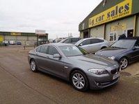 2010 BMW 5 SERIES 2.0 520D SE 4d 181 BHP £9995.00