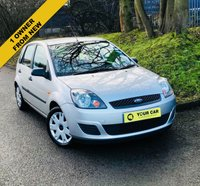 2007 FORD FIESTA 1.4 STYLE CLIMATE 16V 5d 68 BHP £2395.00