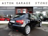 USED 2013 63 AUDI A1 1.2 TFSI SPORT 3d ** 1 OWNER ** ** 1 OWNER * SERVICE HISTORY **
