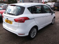 USED 2013 63 FORD B-MAX 1.6 TITANIUM 5d AUTO 104 BHP SPACIOUS AUTOMATIC  FAMILY CAR WITH EXCELLENT SERVICE HISTORY, GREAT SPEC, DRIVES SUPERBLY