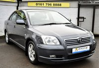USED 2006 55 TOYOTA AVENSIS 1.8 T3-X VVT-I 5d 127 BHP * NATIONWIDE WARRANTY INCLUDED *