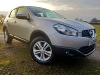 USED 2010 10 NISSAN QASHQAI 1.6 ACENTA 5d 1 OWNER FROM NEW