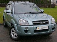 2009 HYUNDAI TUCSON 2.0 PREMIUM CRDI 5d 148 BHP £5995.00