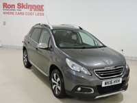 USED 2016 16 PEUGEOT 2008 1.6 BLUE HDI S/S ALLURE 5d 120 BHP