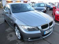 USED 2008 58 BMW 3 SERIES 2.0 320I SE 4d 168 BHP