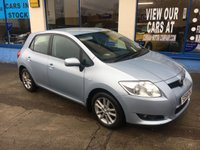 USED 2008 58 TOYOTA AURIS 1.4 TR D-4D 5d 88 BHP £30 Road Tax for Life