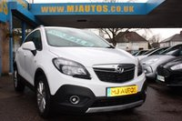 USED 2016 66 VAUXHALL MOKKA 1.6 TECH LINE S/S 5dr 114 BHP 1 OWNER | LOW MILEAGE | 0 DEPOSIT FINANCE AVAILABLE