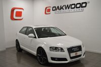 USED 2009 59 AUDI A3 1.6 TDI SPORT 3d 103 BHP ** LOW MILES - NICE COLOUR **