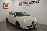 USED 2010 59 ALFA ROMEO MITO 1.4 VELOCE T 3d 120 BHP IMMACULATE ANTHRACITE 17 INCH ALLOY WHEELS