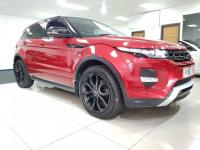 2013 LAND ROVER RANGE ROVER EVOQUE 2.2 SD4 Dynamic Hatchback AWD 5dr £23750.00