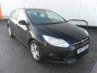 2013 FORD FOCUS 1.6 EDGE TDCI 115 5d 114 BHP £6995.00