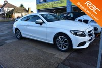 USED 2016 66 MERCEDES-BENZ C CLASS 2.1 C 250 D SPORT 2d AUTO 201 BHP THE CAR FINANCE SPECIALIST