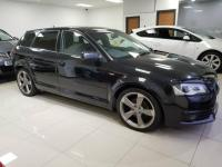 USED 2011 11 AUDI A3 2.0 TDI Black Edition Sportback 5dr XENONS+LEATHER+SERVICE HISTORY