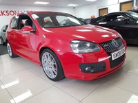 2008 VOLKSWAGEN GOLF 2.0 TFSI GTI Edition 30 3dr+CAMBELT DONE+LEATHER+ALLOYS+FEW MODS INDUCTION KIT+ £7250.00