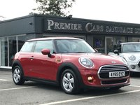 2015 MINI HATCH COOPER 1.5 COOPER 3d 134 BHP £9990.00