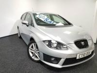 USED 2010 10 SEAT LEON 2.0 TD FR 5dr +TIMING BELT/WATER PUMP DONE+