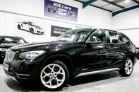 USED 2013 63 BMW X1 2.0 SDRIVE16D XLINE 5d 114 BHP