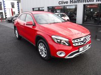 USED 2017 MERCEDES-BENZ GLA-CLASS 2.1 GLA 200 D SE 5d 134 BHP LEATHER & P/GLASS