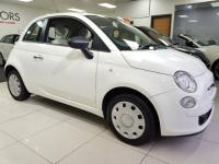 USED 2011 11 FIAT 500 1.2 Pop 3dr (start/stop) 2 LADY OWNERS+SERVICE HISTORY+