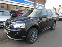 USED 2014 14 LAND ROVER FREELANDER 2.2 SD4 DYNAMIC 5d AUTO 190 BHP