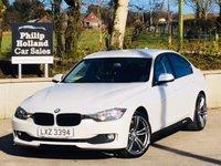 2013 BMW 3 SERIES 2.0 318D SE 4d 141 BHP £11995.00