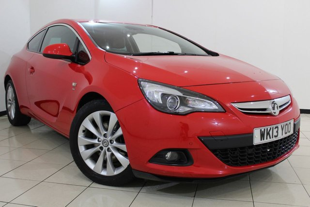 View our 2013 13 VAUXHALL ASTRA 2.0 GTC SRI CDTI S/S 3DR 162 BHP