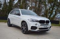 2014 BMW X5 3.0 XDRIVE30D M SPORT 5d AUTO 255 BHP FULL CARBON M KIT £29995.00