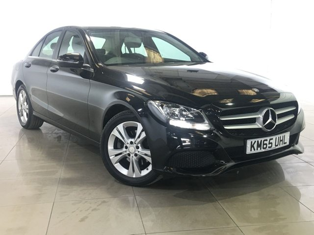 View our 2016 65 MERCEDES-BENZ C CLASS 2.0 C200 SE 4d 184 BHP