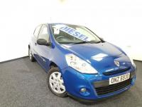 USED 2010 RENAULT CLIO 1.5 dCi eco2 Extreme 3dr FINANCE+WARRANTY+FREE ROAD TAX