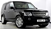 USED 2014 14 LAND ROVER DISCOVERY 4 3.0 SD V6 XS 4x4 5dr Auto [8] Immaculate 1 Owner Example ++